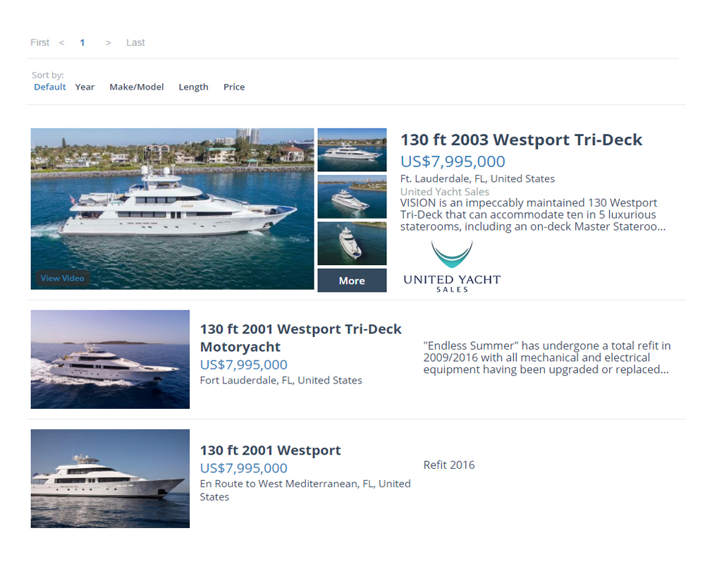photo of YACHTWORLD ENHANCED MARKETING