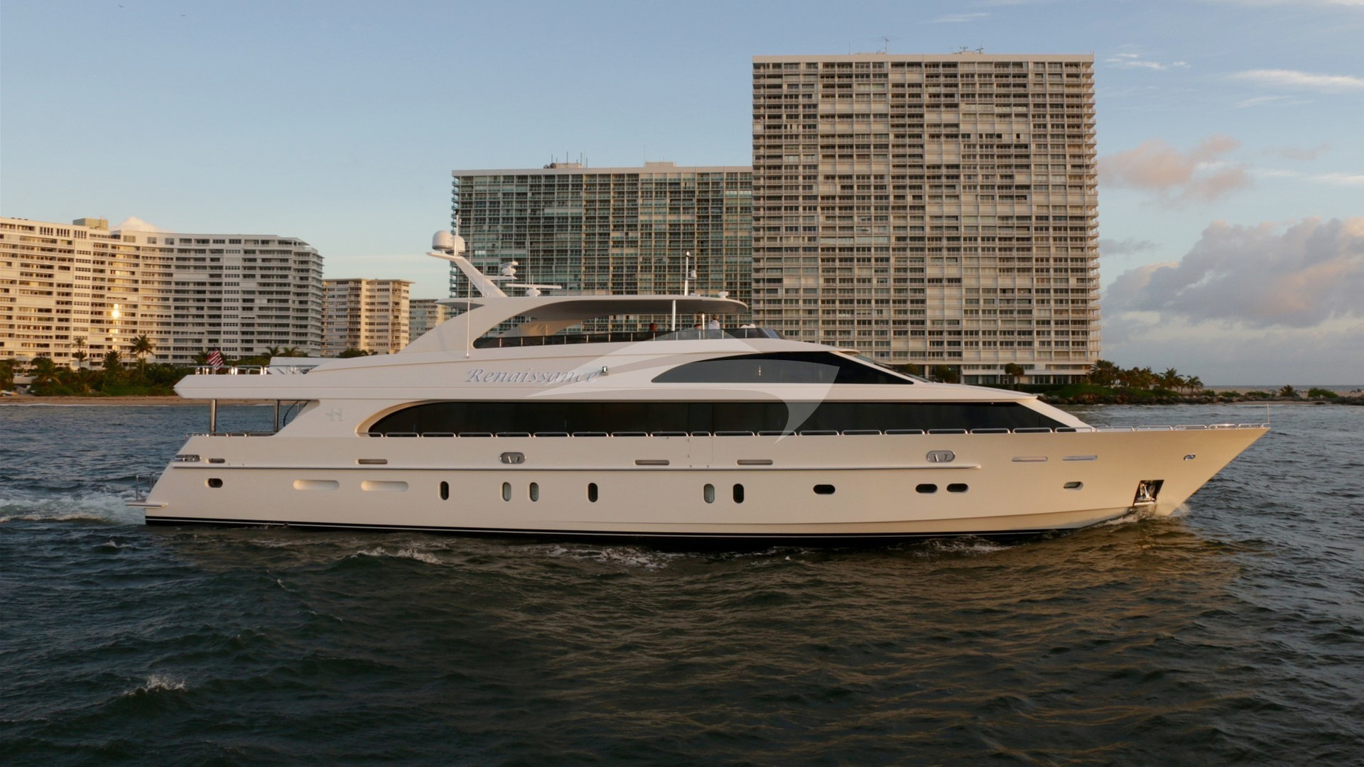 photo of Renaissance - 2016 Hargrave 116'