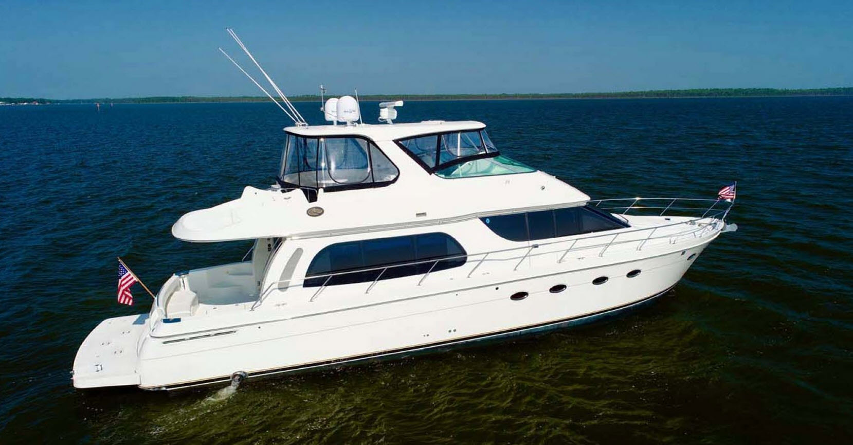 Carver Yachts Hot List