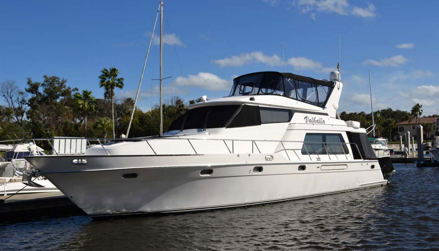 pilothouse boat for sale