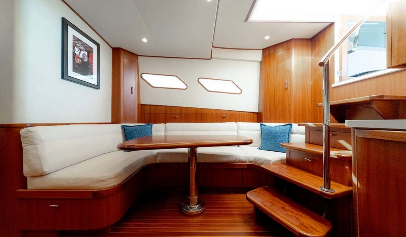Dinette on Jim Smith 60
