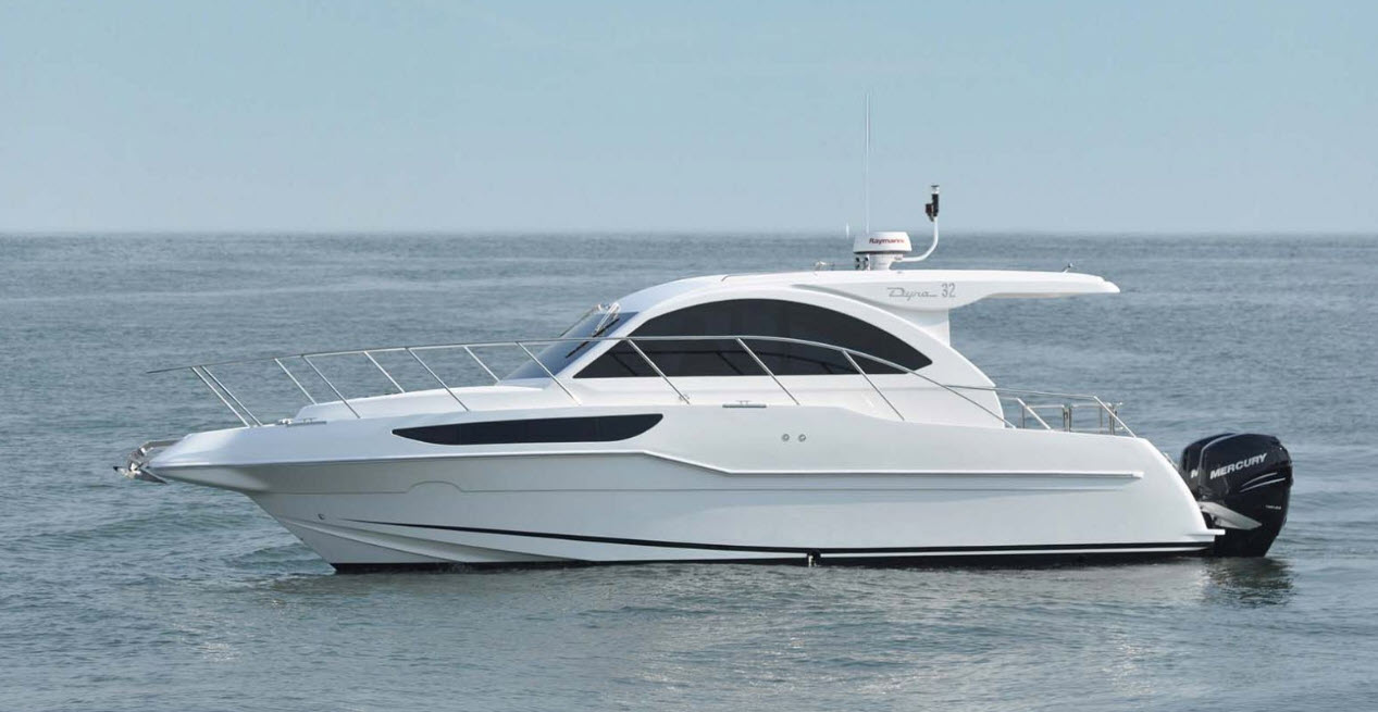 Dyna 32 Yacht For Sale