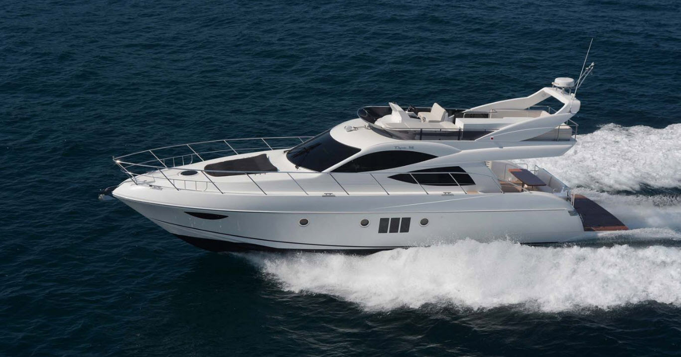 Dyna 52 yacht for sale