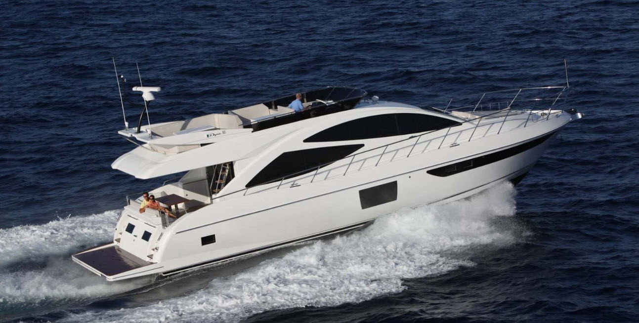 Dyna Yachts 63 for sale