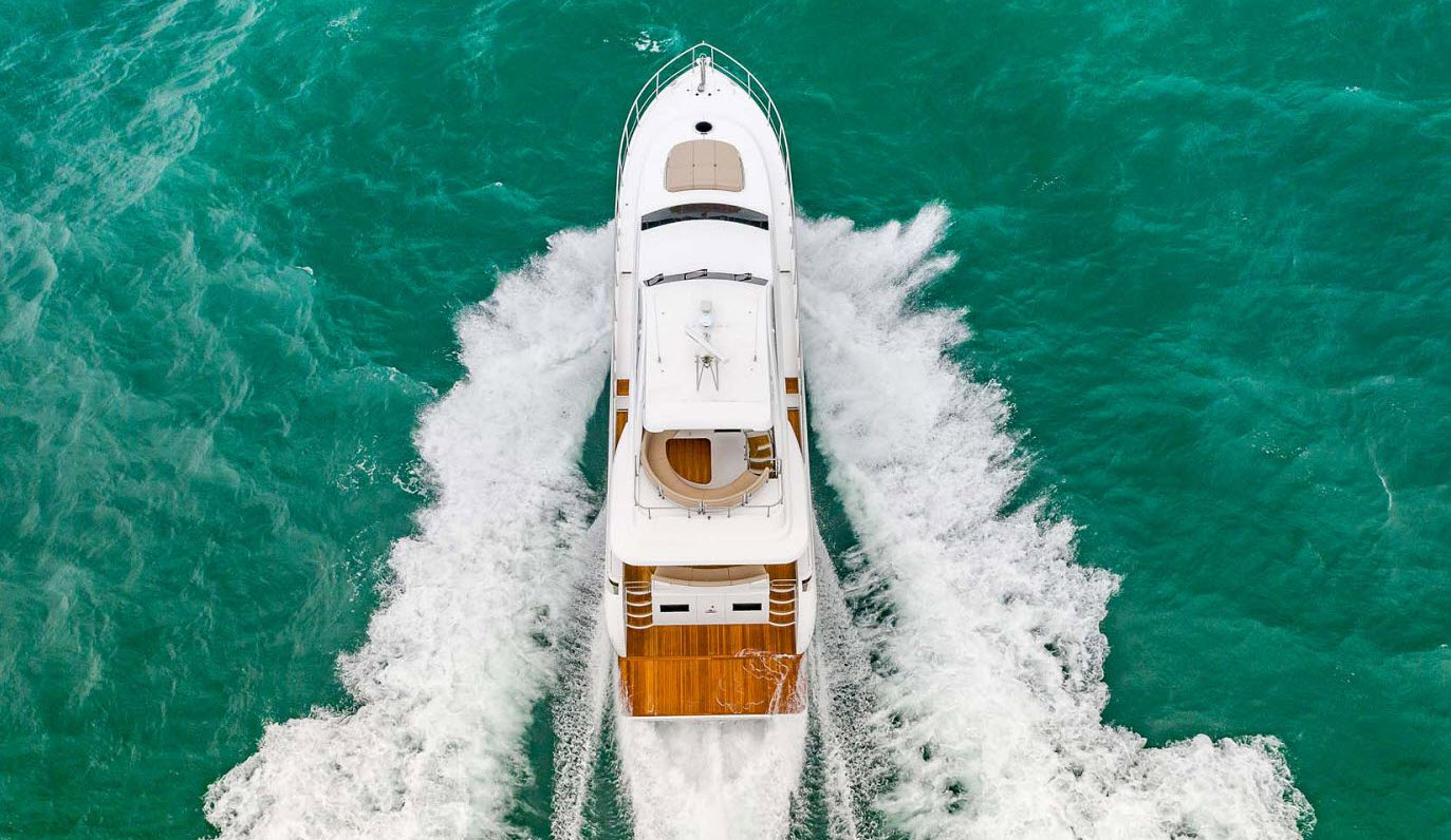 Dyna Yachts For Sale Built In Taiwan