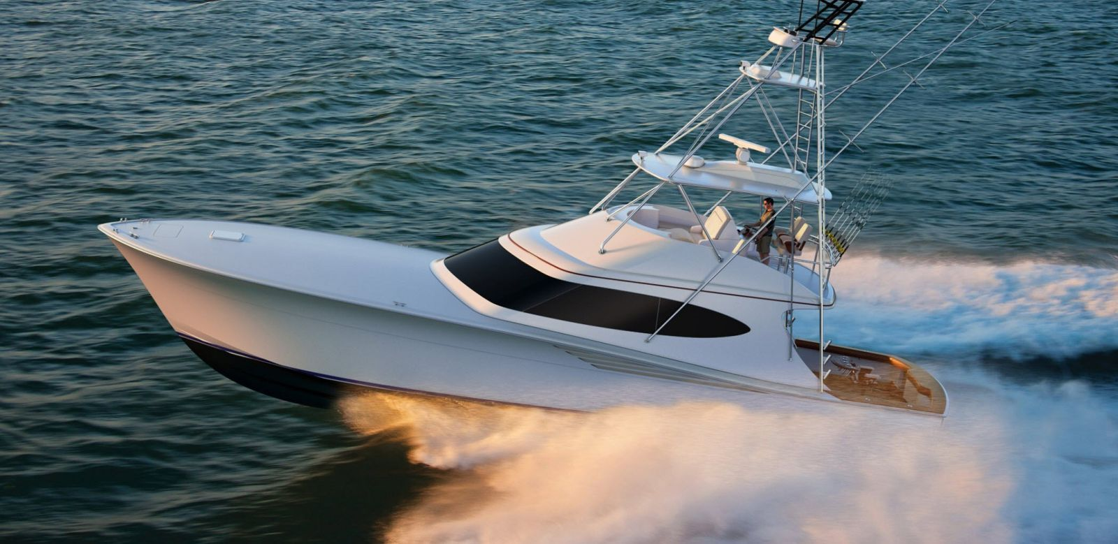 New Hatteras GT65 Carolina Sportfish