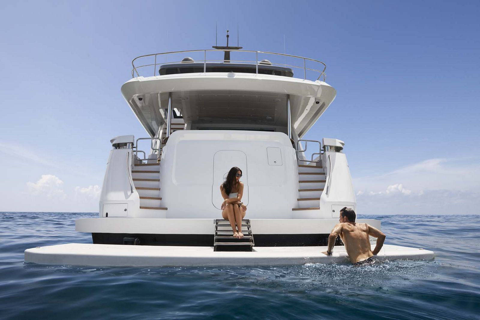 Hatteras Yachts Will Feature 6 Stunning Models At The Fort
