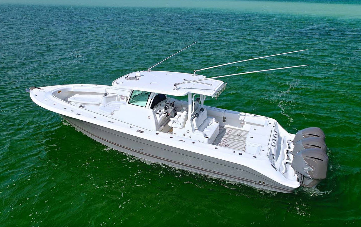 HCB Yachts 39 Speciale