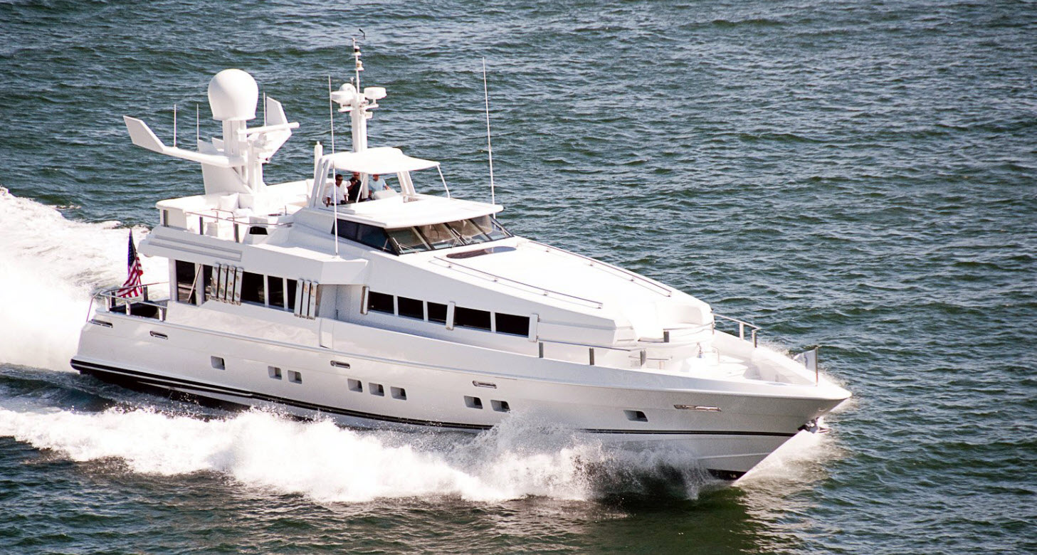 High Line Luxury Yacht Charter Miami