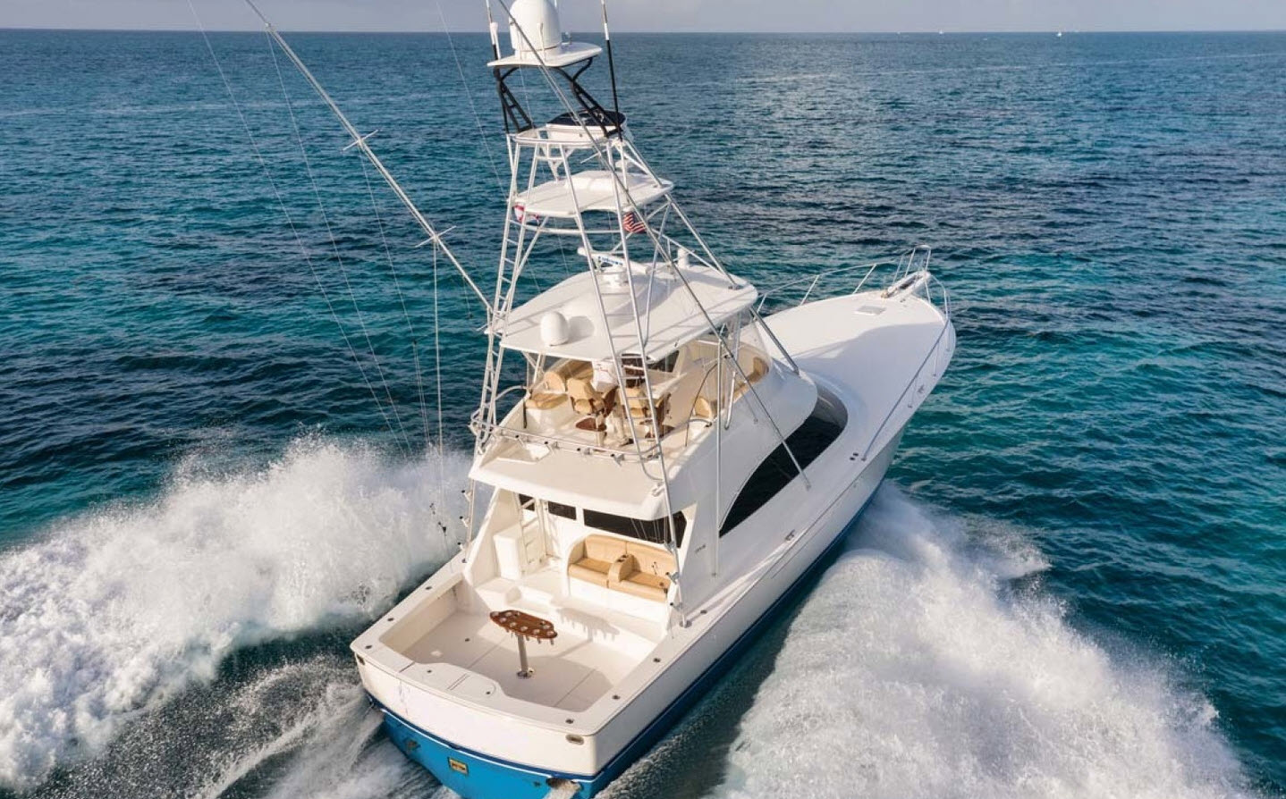 viking yachts 52 Last Dance