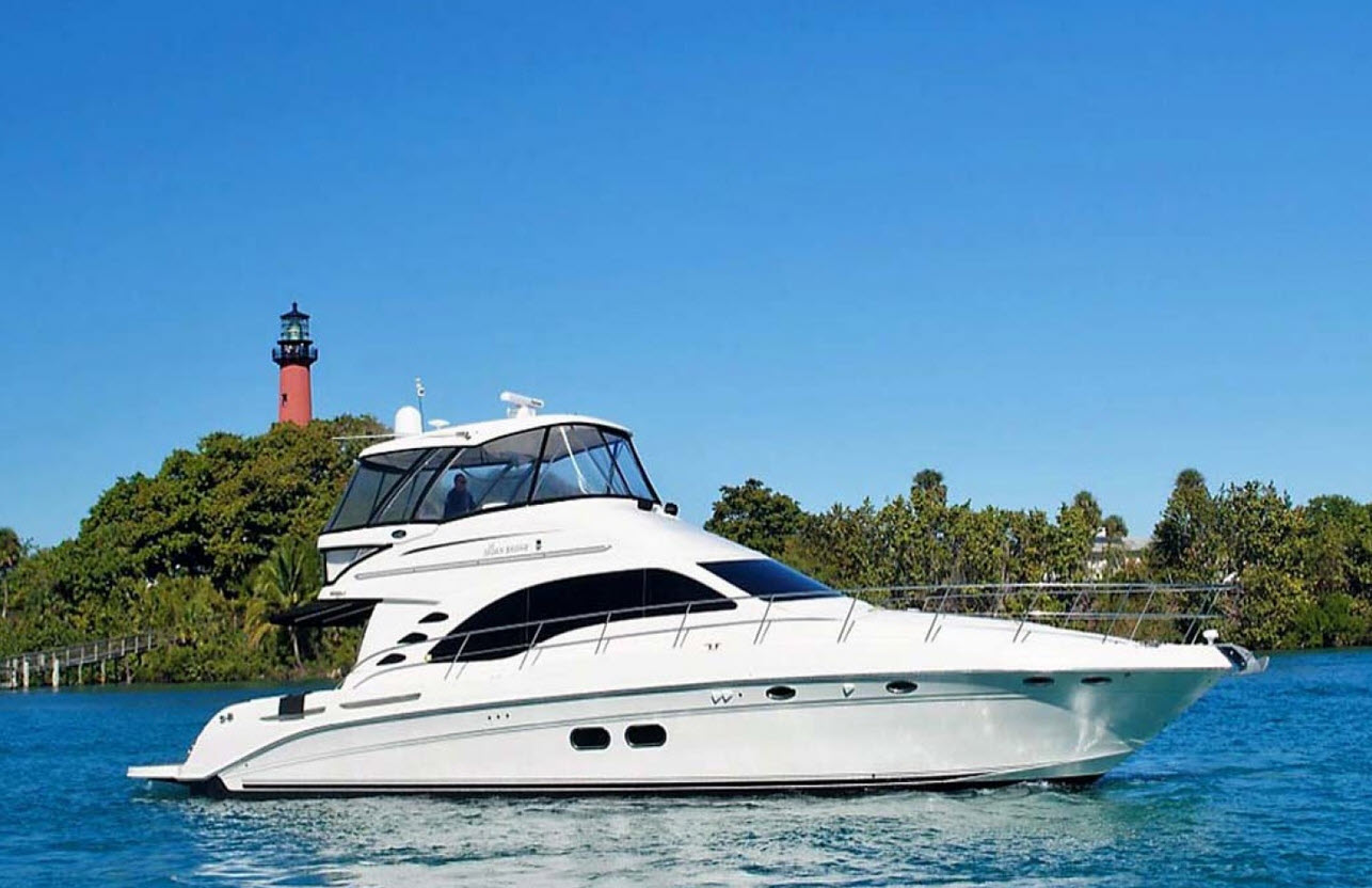 Sea Ray 58 Sedan Bridge For Sale