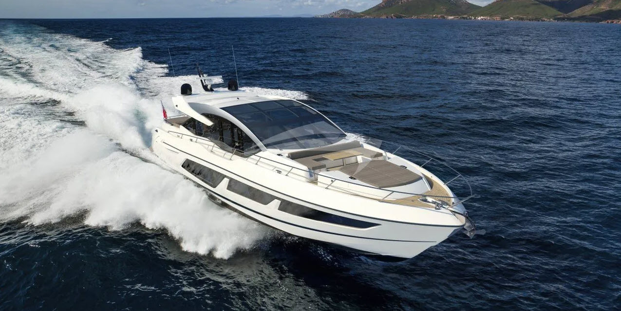 Strategic Dreams Sunseeker 75 Yacht For Charter