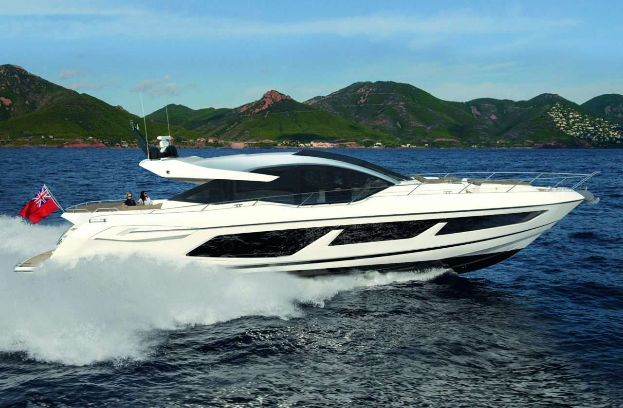 Strategic Dreams Sunseeker 74 Predator Yacht