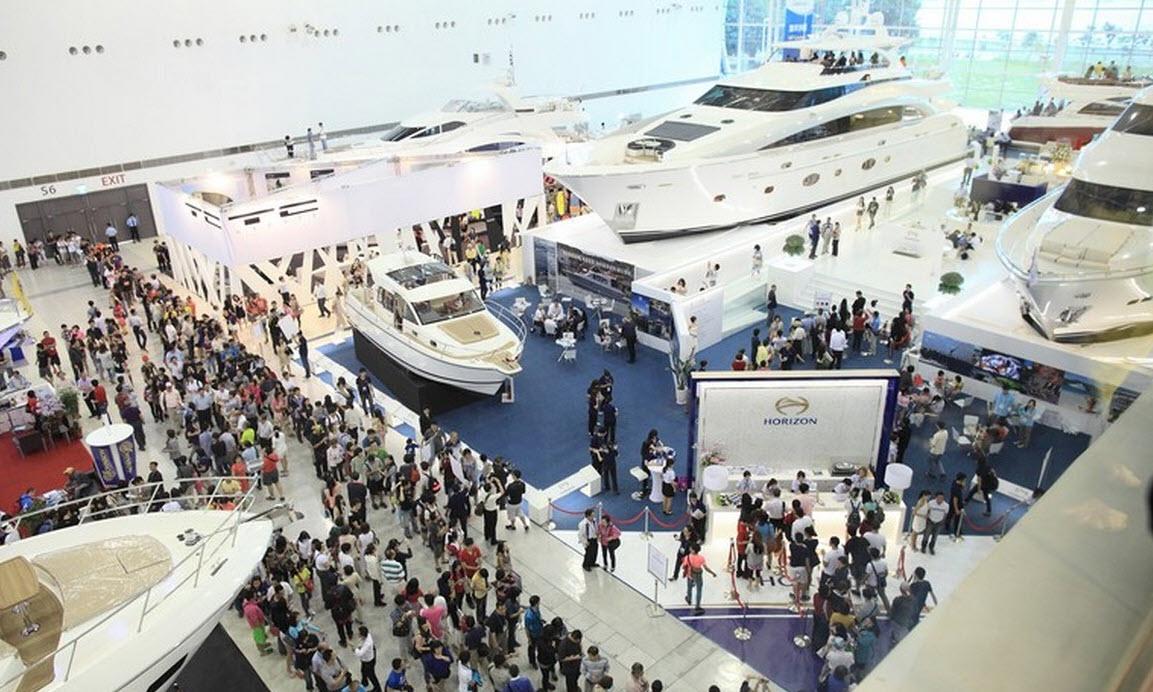 The Taiwan International Boat Show