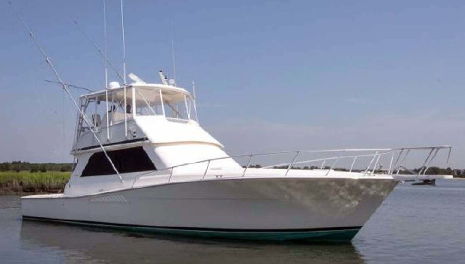 viking yachts 50 convertible