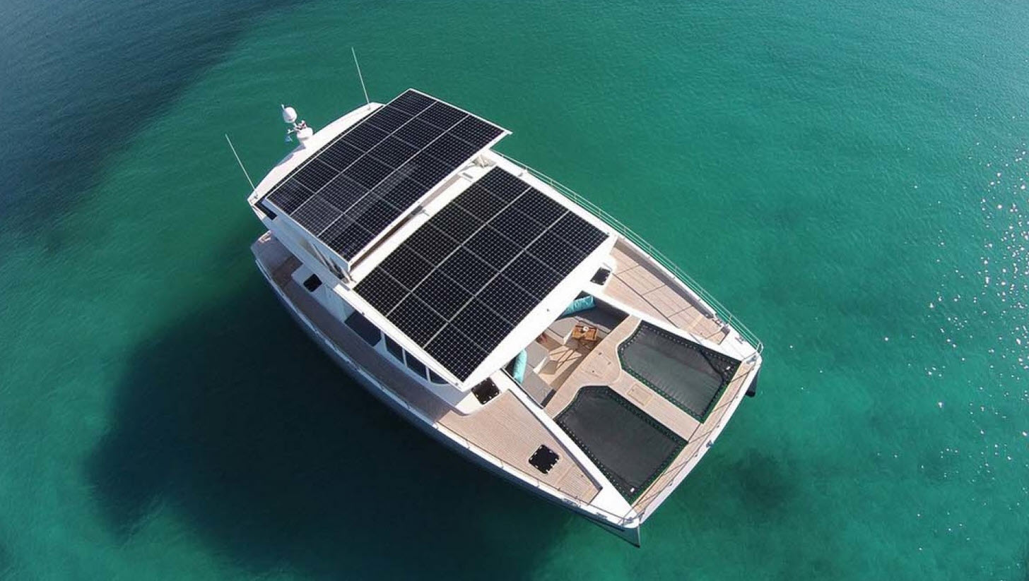 yachts for sale in florida solar powered