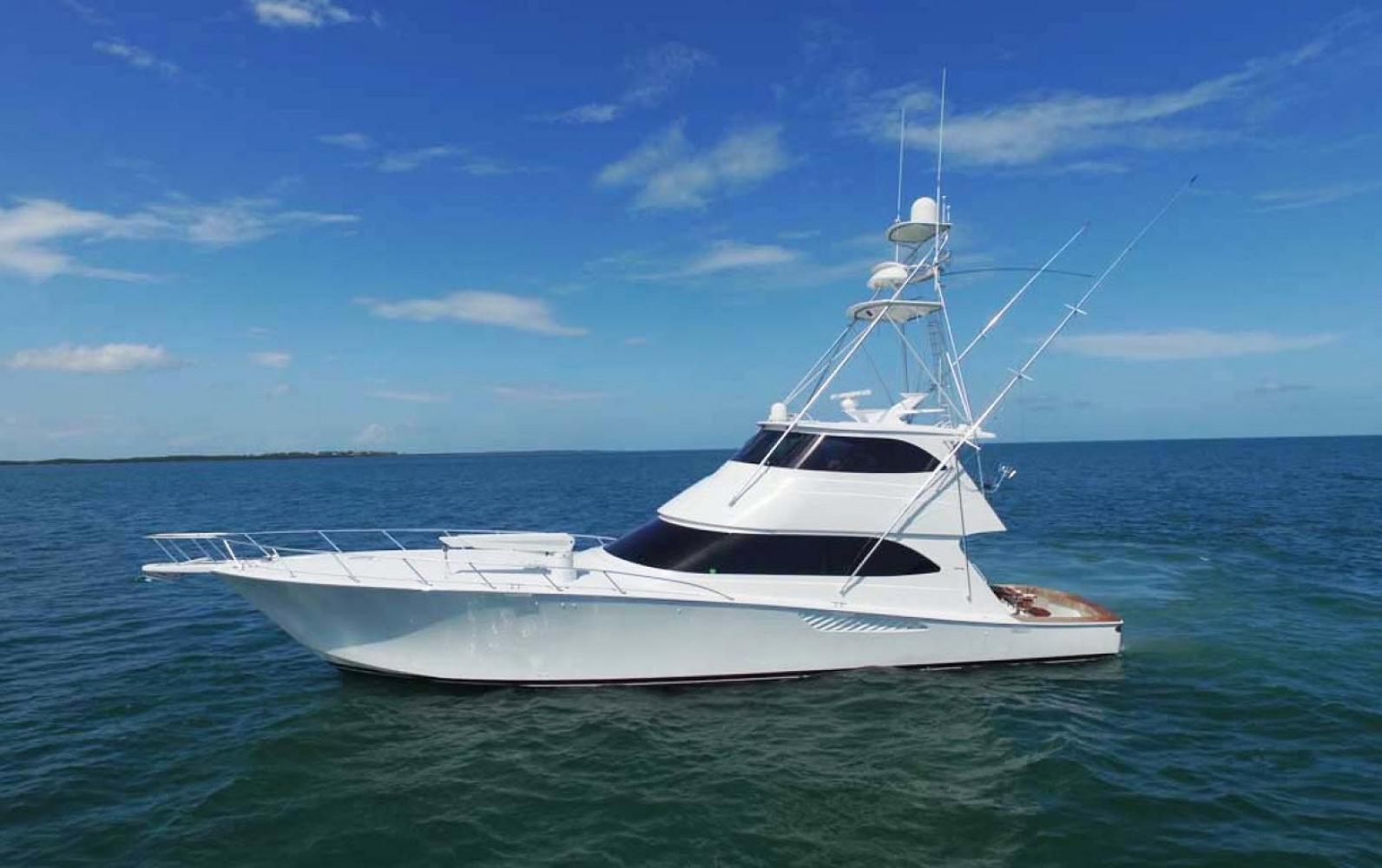 1c4d9124 Emeril Lagasse's 70' Viking Aldente Is Now For Sale   United Yacht Sales