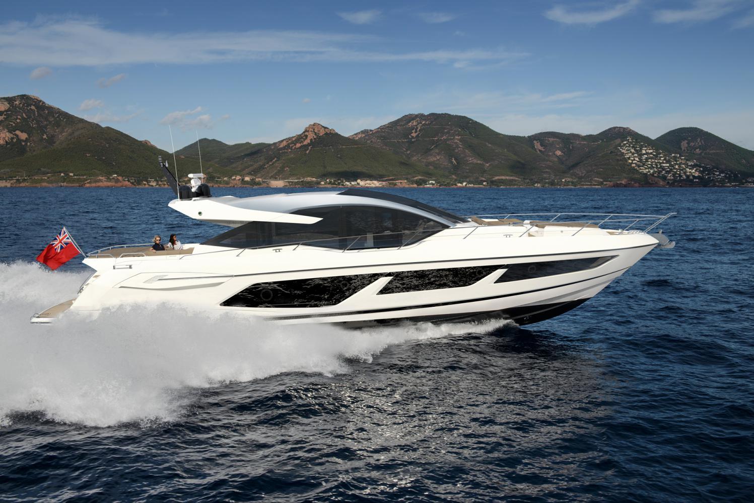 Sunseeker Predator 74 Strategic Dreams Luxury Yacht Charter