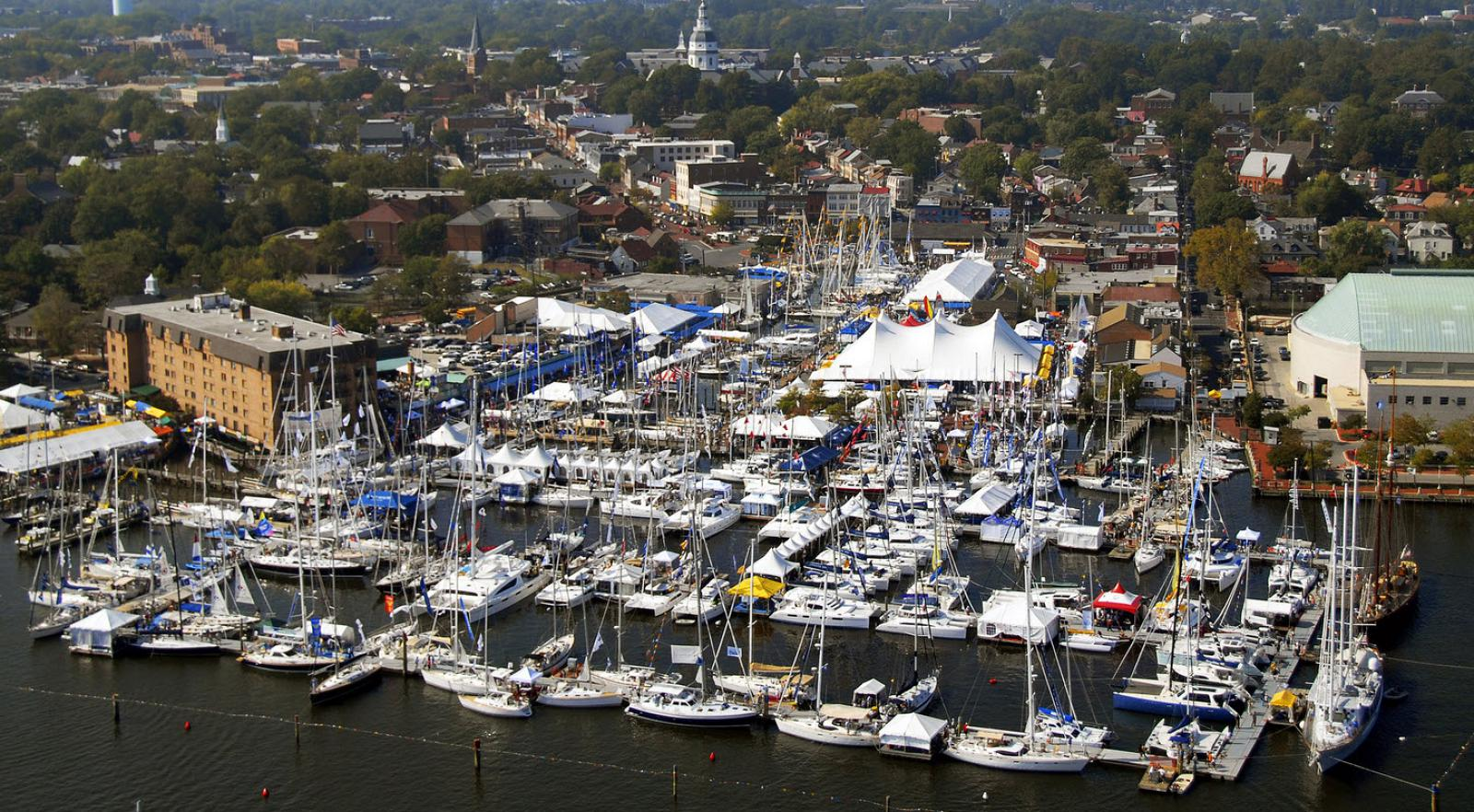 photo of Experiencing All 4 Annapolis Boat Shows