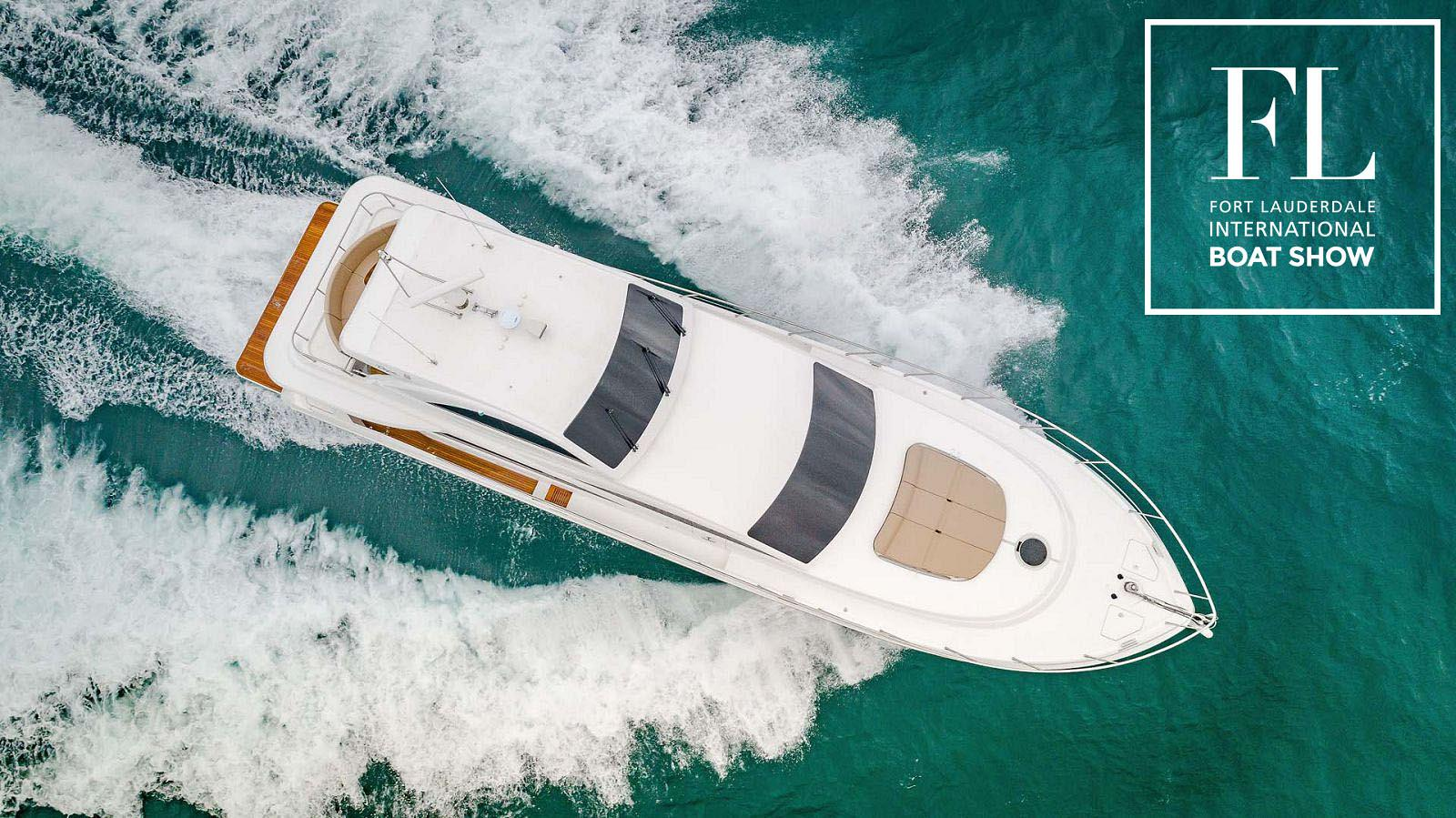 photo of The Dyna Yachts 68 Will Be Featured At FLIBS