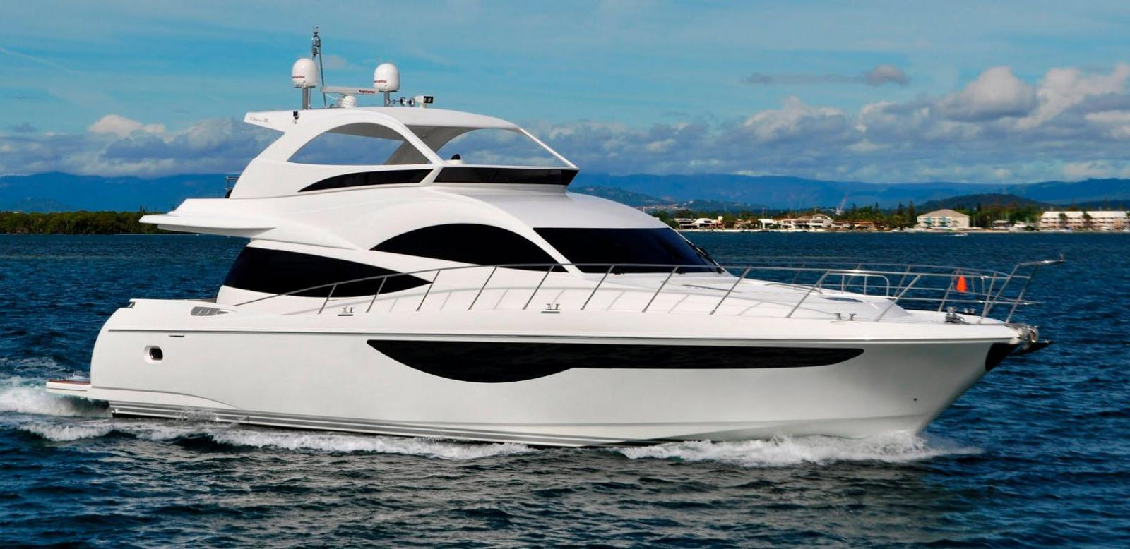 photo of United Is Now The Exclusive North American Dealer For Dyna Yachts