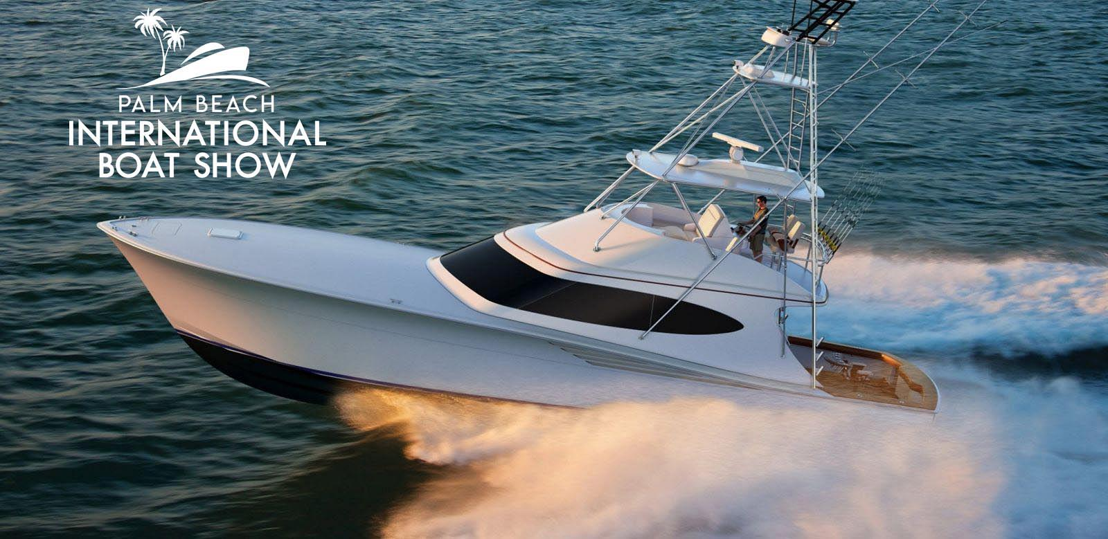 photo of Hatteras Yachts On Display At The 2020 Palm Beach Boat Show