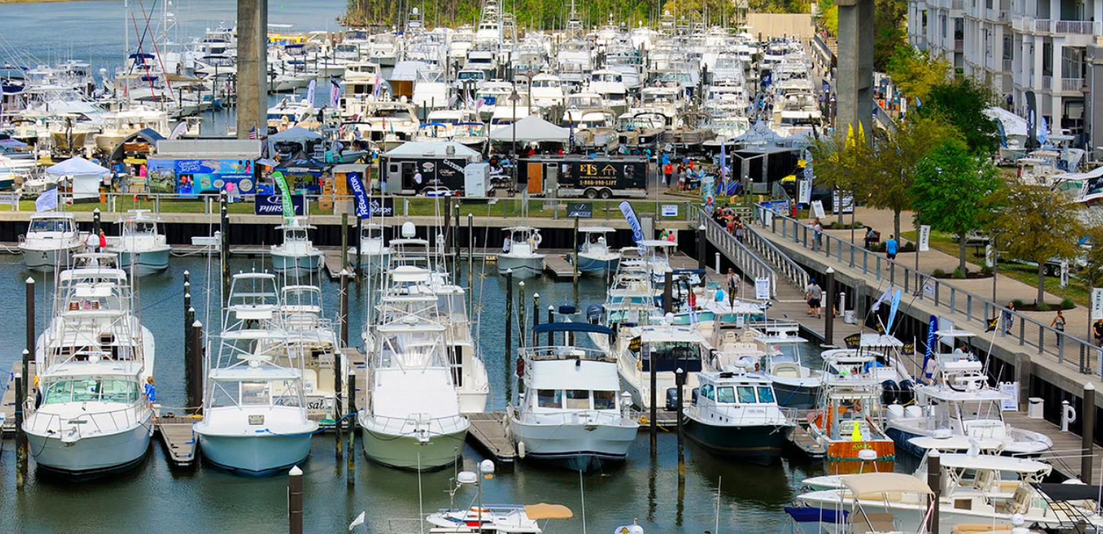 photo of The Wharf Boat And Yacht Show