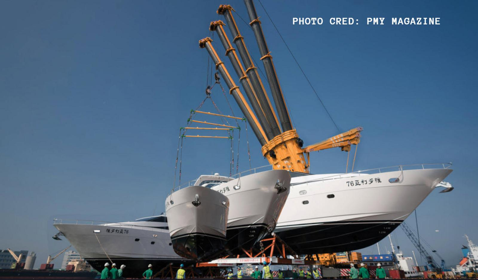 photo of Yacht Builders In Taiwan Are Flourishing Thanks To Quality Production And Value