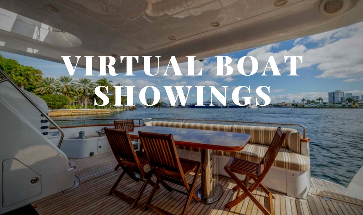photo of Virtual Boat Showings From The Comfort Of Your Home