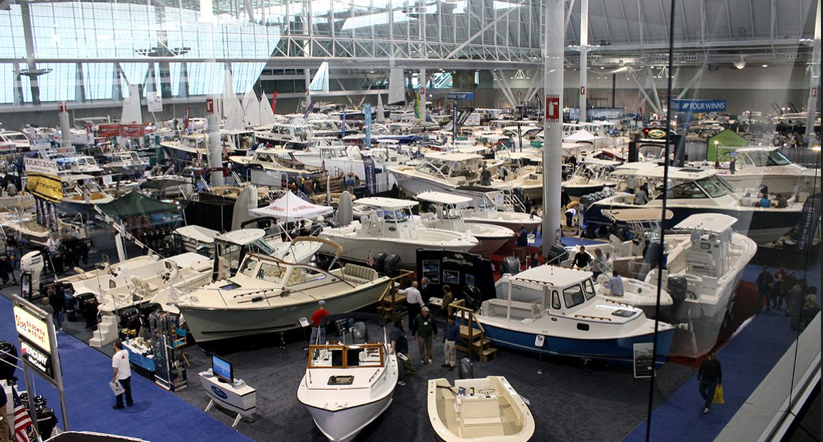photo of The New England Boat Show