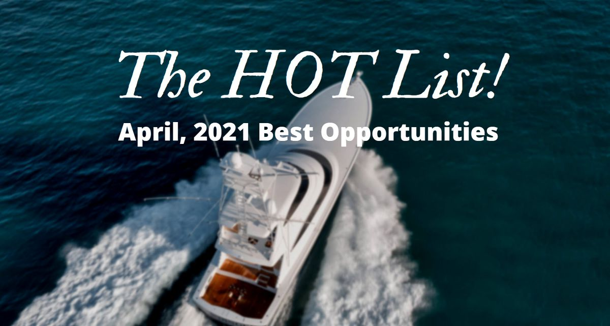 photo of The Hot List - April 2021