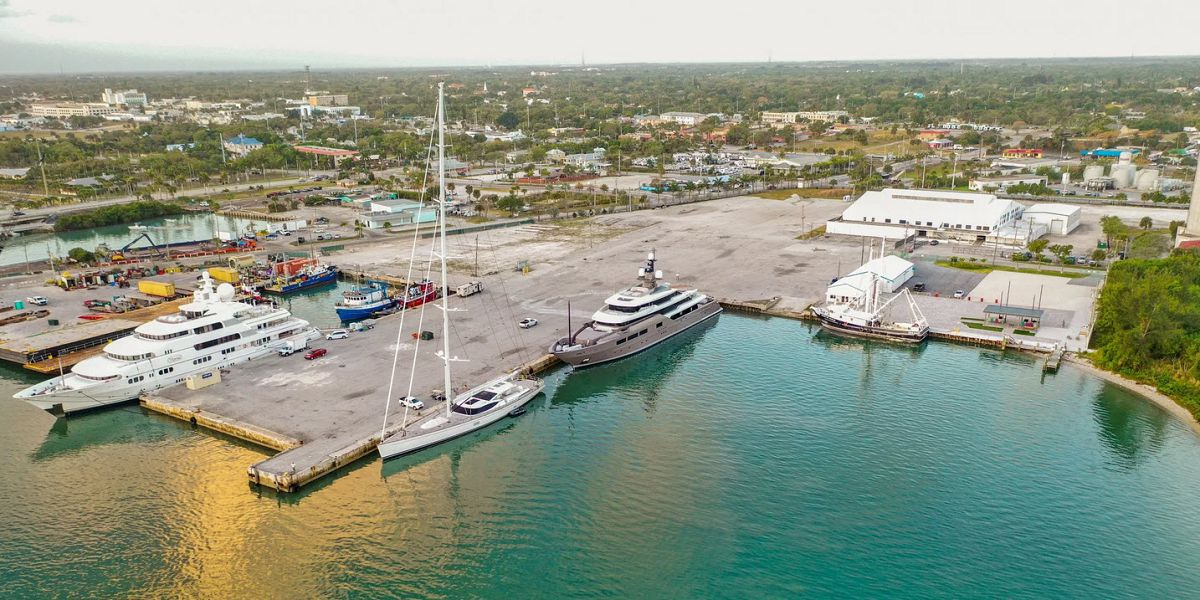 photo of Derecktor Ft Pierce Becomes First Shipyard Designed For 200-Foot 900-Ton Fleet