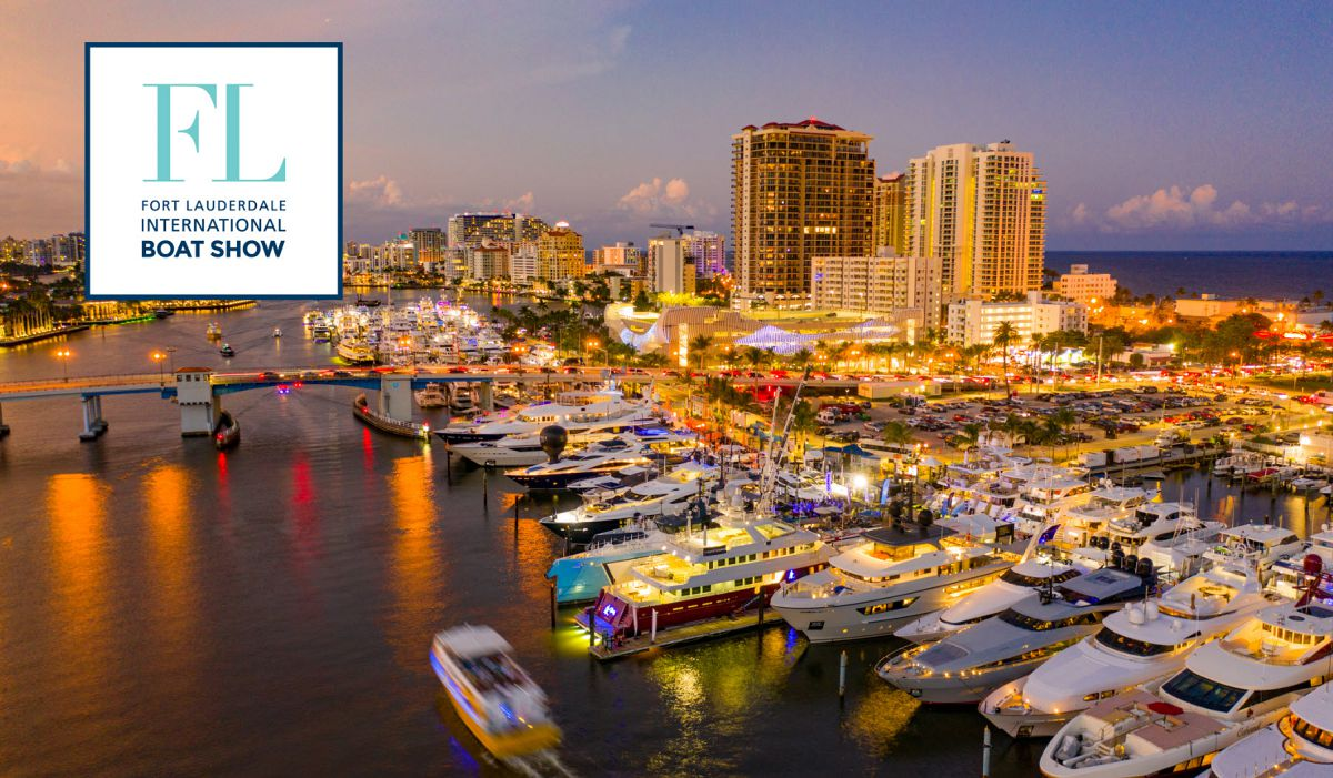 photo of The Fort Lauderdale International Boat Show