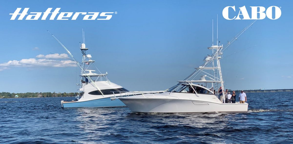 photo of United Brokers Get Factory Training At The Hatteras Yachts University