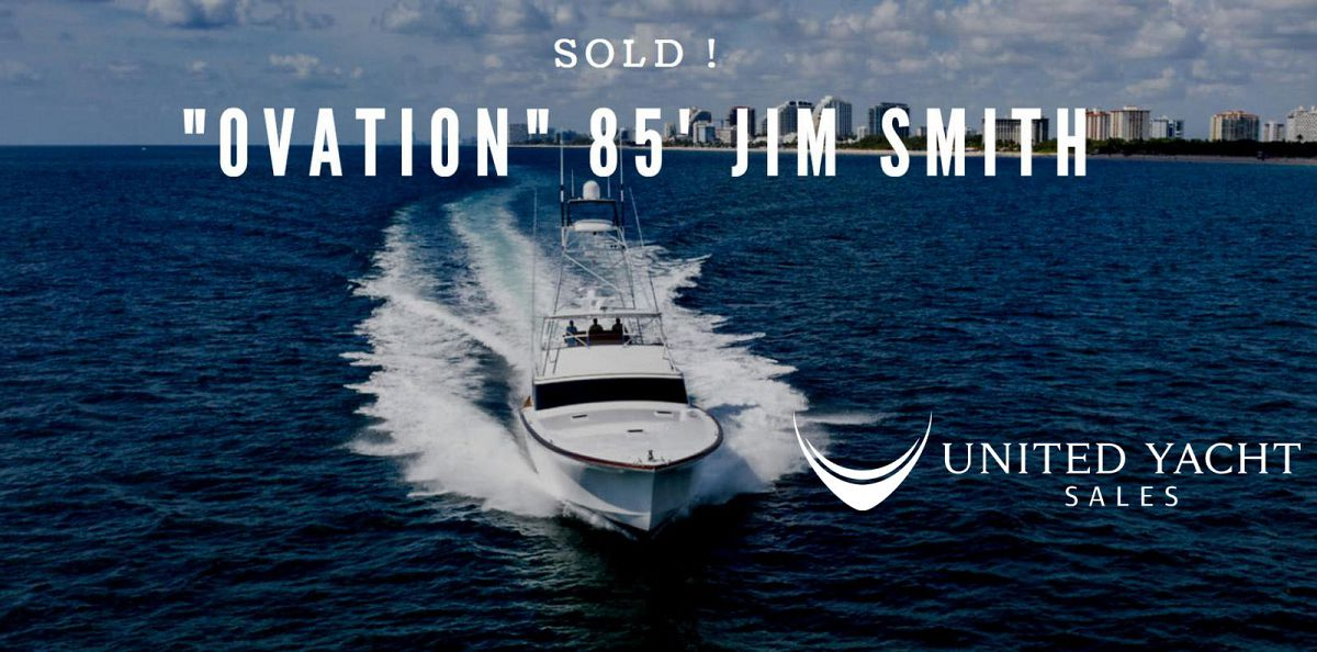 photo of Jim Smith 85 Custom Sportfish Sold By Chuck Newman