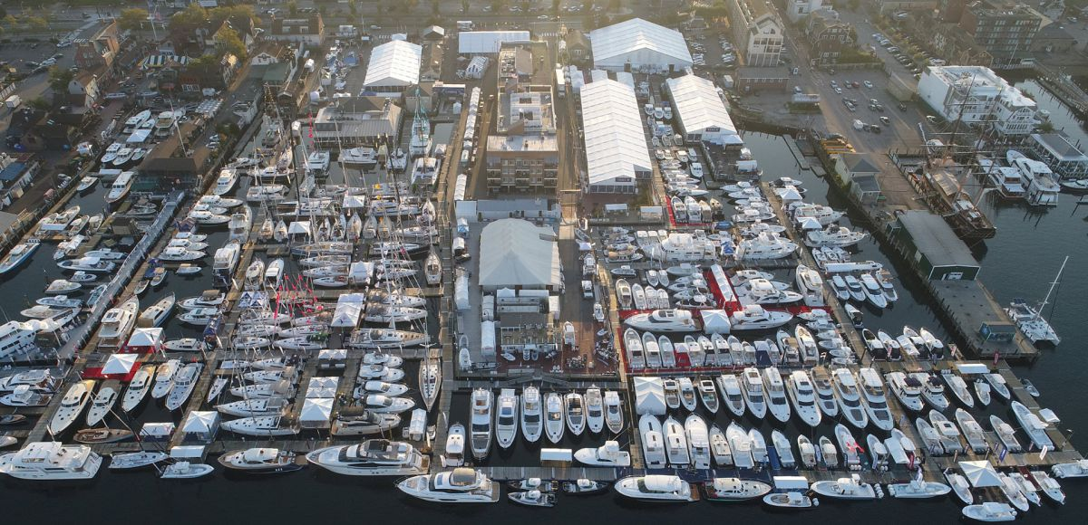 photo of The Newport International Boat Show
