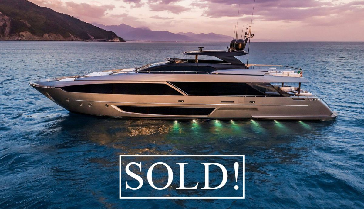 photo of Riva 110 Dolcevita Sold By United Yacht Sales