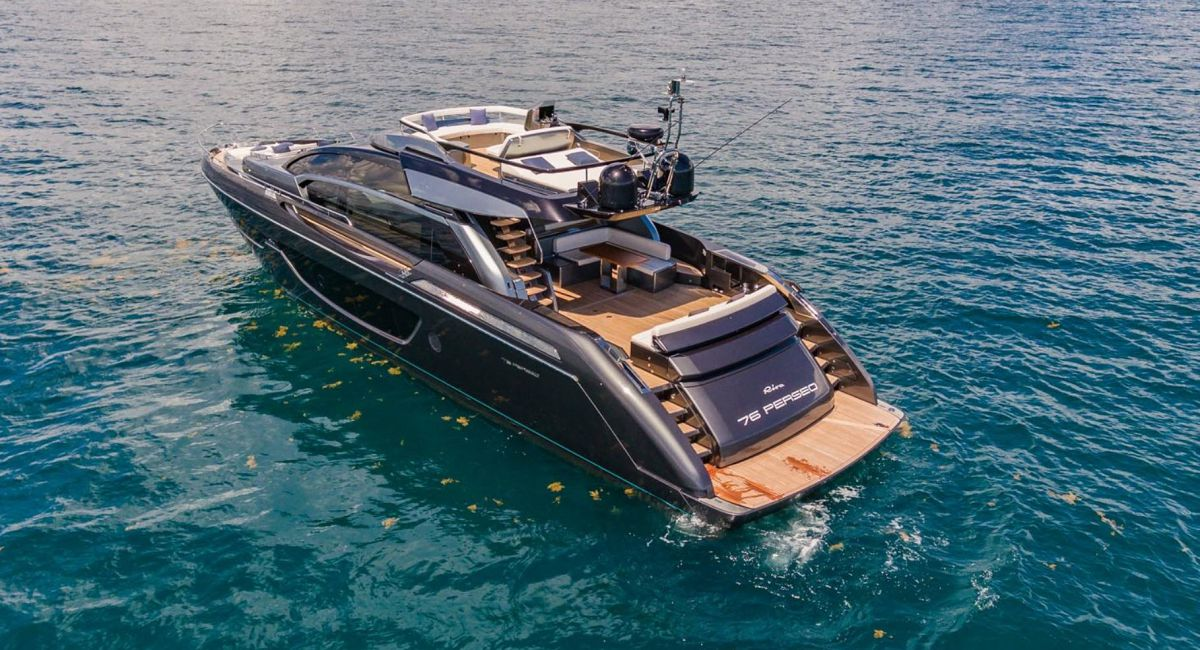 photo of Riva Yachts 76 Perseo Sold By United Broker Juan Morillo