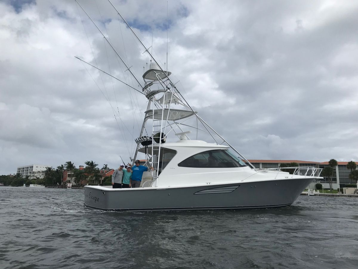 photo of United Broker Greg Graham Sells 2018 Viking 48 Sport Tower