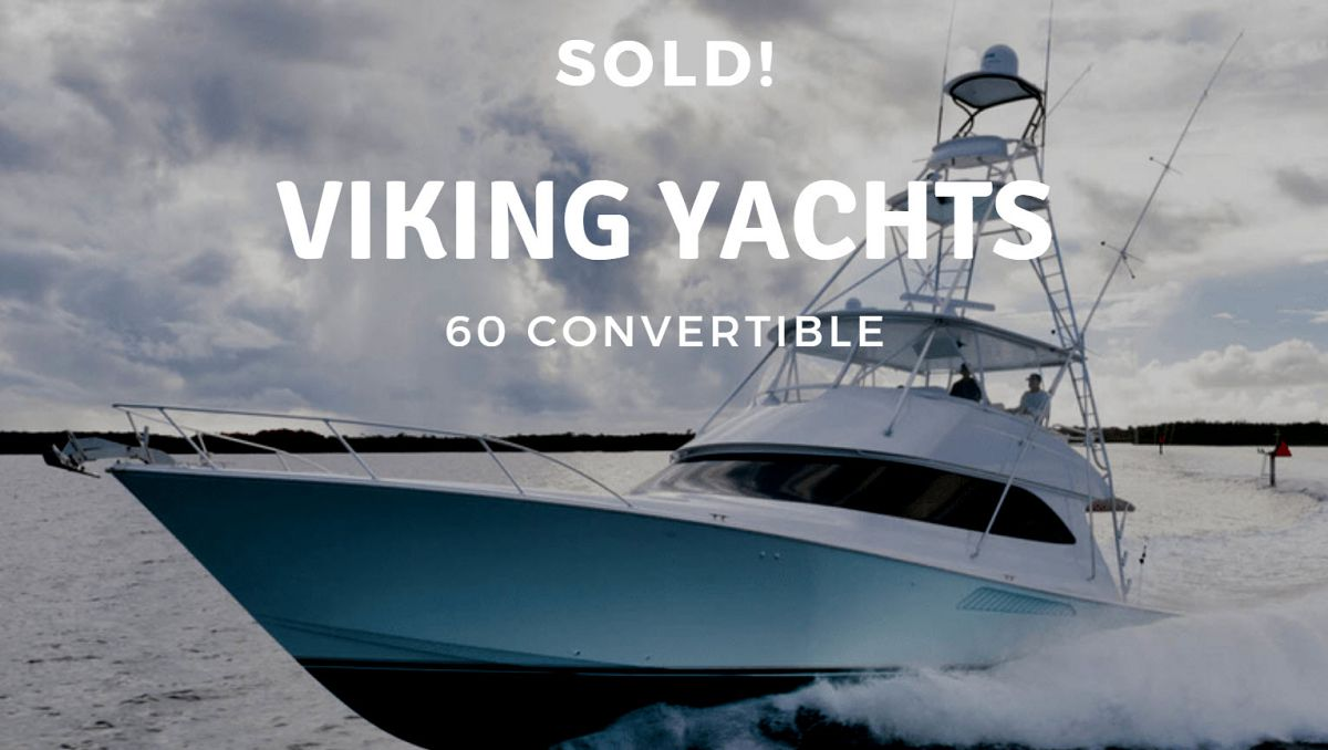 photo of Viking Yachts 60 Convertible - Mollie K - Sold By United Yacht Sales