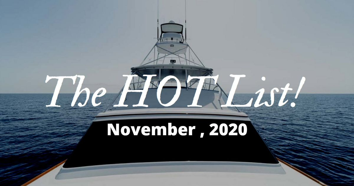 photo of The Hot List - November 2020