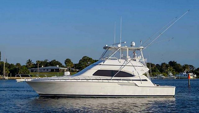 photo of Mary B - Bertram 510 Convertible Just Listed
