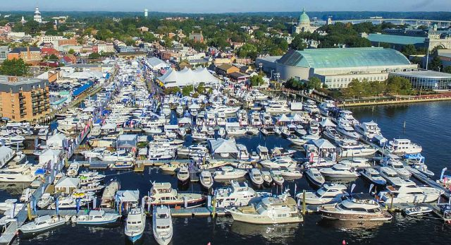 photo of United States Power Boat Show In Annapolis