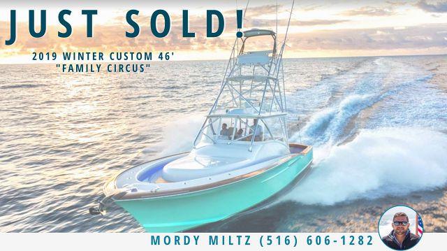 photo of Winter 46' Custom Sportfish Sold By United Yacht Sales