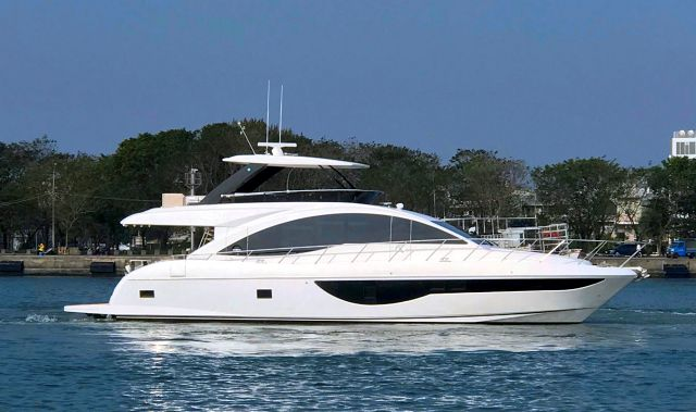 photo of Dyna Yachts Announces New 63 Flybridge