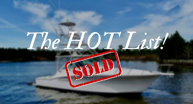 photo of One In Three Yachts Sell On United's Weekly Hot List