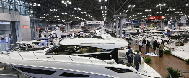 photo of The New York Boat Show