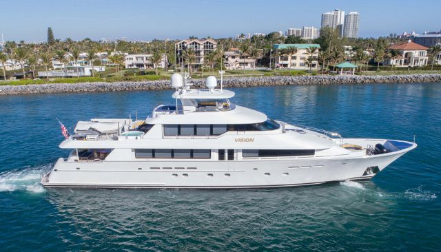 photo of Vision - 130' Westport Motor Yacht Sold By United Yacht Sales