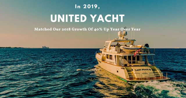 photo of Yacht Sales In 2019 Remained Strong For United