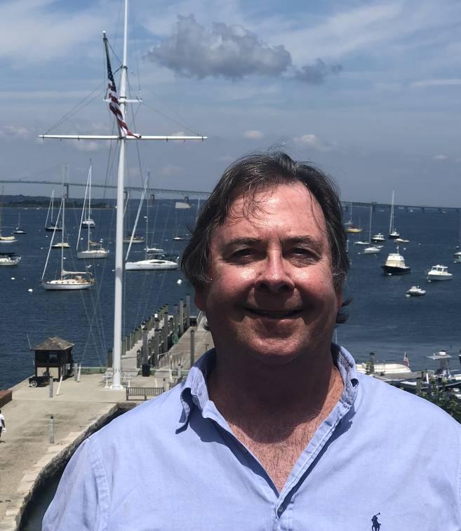 photo of Paul McGrail, Professional Yacht Broker